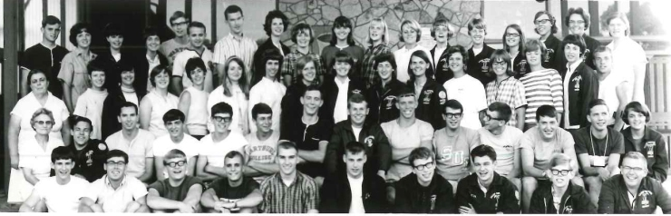camp counselors 1965